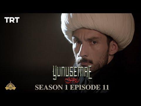 YUNUS EMRE - RAH-E-ISHQ | SEASON 1| EPISODE 11 (URDU DUBBING BY PTV)