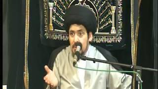 السيد منير الخباز - هل الإمام الحسين عليه السلام فداء لنبي الله إسماعيل عليه السلام