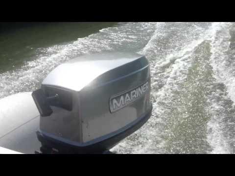 Nimarine 3,90 rubberboot 5 pk Mariner motor