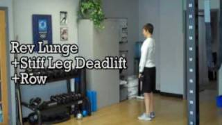 Athlete Training London, Ontario: Dumbbell Complexes