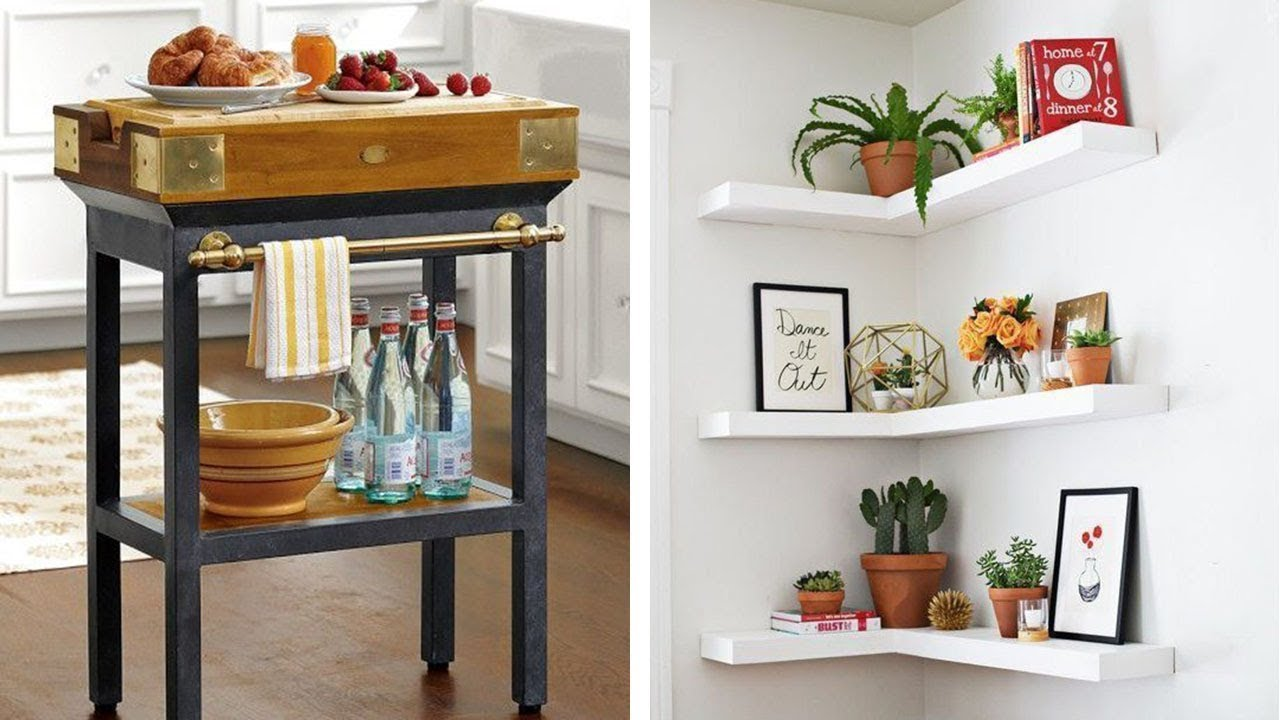 15 Small Apartment Organizing Ideas