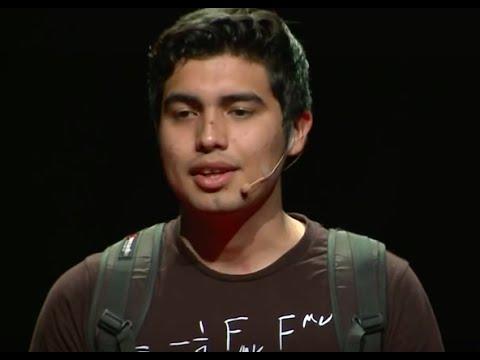 CIENCIA TODO TERRENO  Cristóbal Miguel García Jaimes  TEDxCuauhtémoc