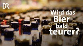 Wenn das Bier wegen des Klimawandels teurer wird | Gut zu Wissen | BR
