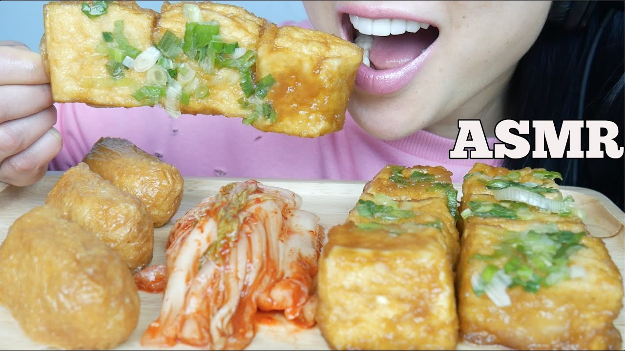 Asmr Meatless Meal Agedashi Tofu Inari Sushi Eating Sounds No Talking Sas Asmr Youtube Making her one of the oldest asmr creators from the. asmr meatless meal agedashi tofu inari sushi eating sounds no talking sas asmr