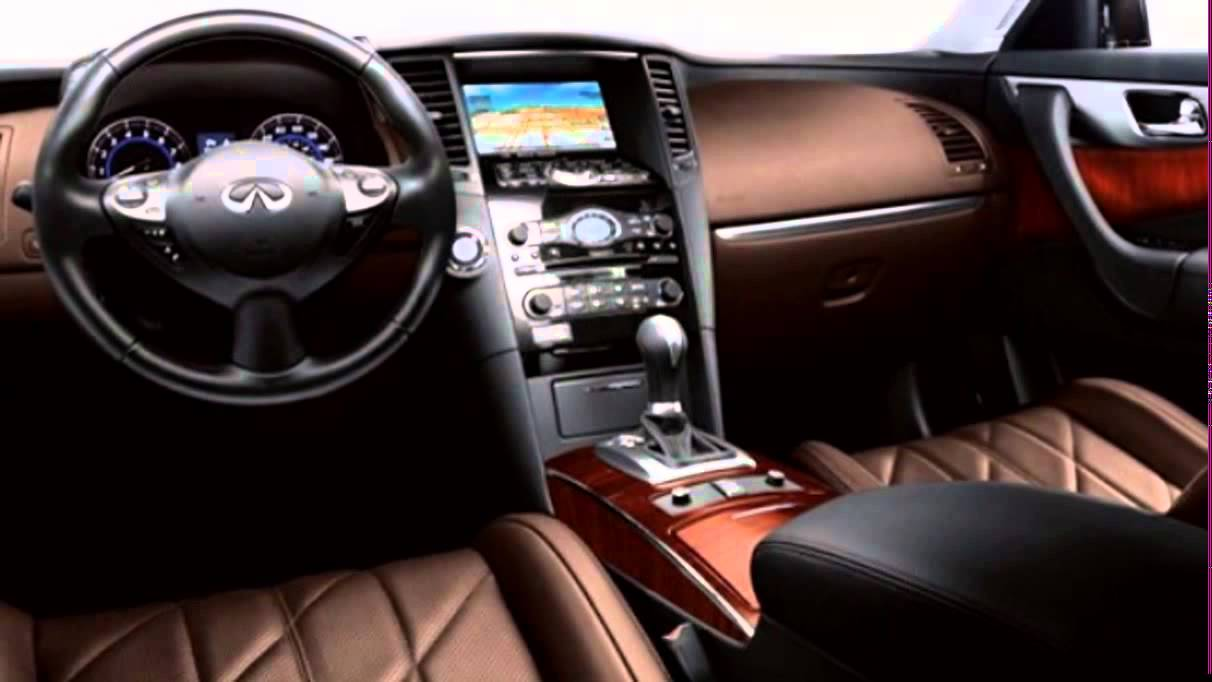 2016 infiniti qx70 interior youtube. Black Bedroom Furniture Sets. Home Design Ideas