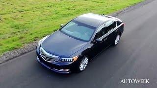 2014 Acura RLX - Autoweek Drive Review