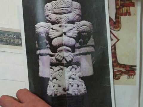 ANCIENT ALIENS Discovery-AZTEC calender DECODED