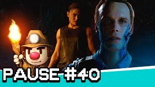 Vídeo - Last of Us, Spelunky e XBOX X | Pause #40