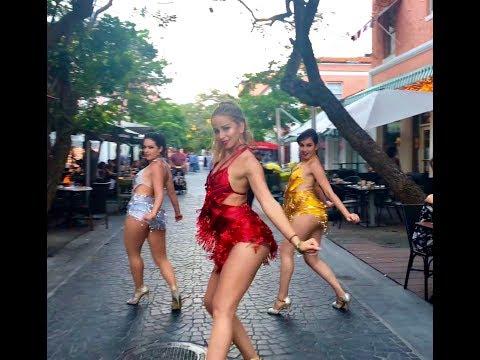 Alejandro Sanz, Nicky Jam - Back In The City (Dance Video)