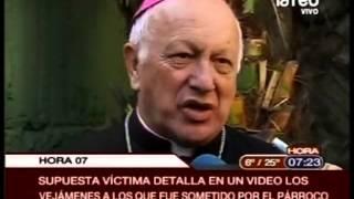 Ezzati se niega a ver el video de la presunta víctima de Cristián Precht