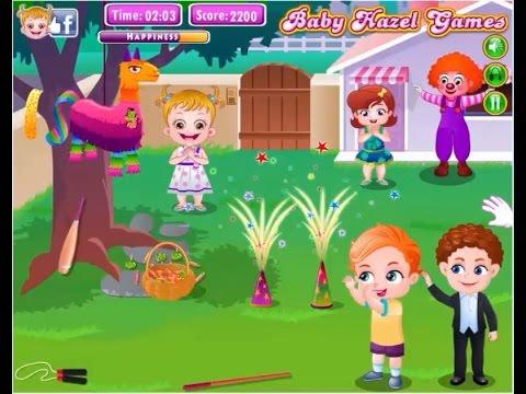 Baby Hazel Video Game