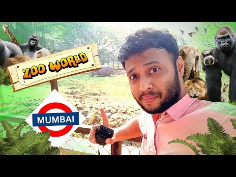 ZOO in Mumbai ! [ Jijamata Udyan ] Vlog 2017