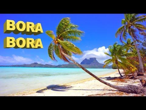 BORA BORA ISLAND , FRENCH POLYNESIA HD