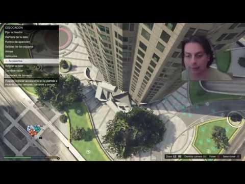 CREANDO 1 PARKOUR | MAZE BANK | GTA Online
