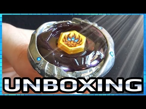 Unboxing Metal Fight Beyblade!! BB-118 Phantom Orion B:D