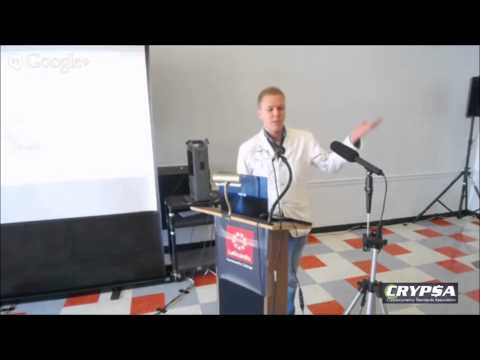 Trace Mayer At The Bitcoin/Cryptocurrency Workshop On 3/15/15