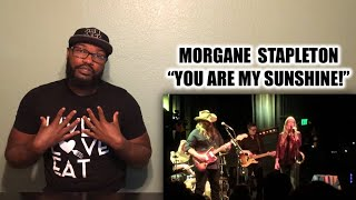 "MORGANE STAPLETON WITH CHRIS STAPLETON ""YOU ARE MY SUNSHINE"" 
