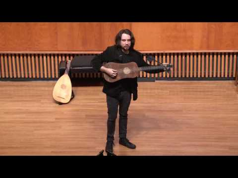 CCBC Essex Music Forum, 3-10-2017, Brian Kay, Music of Shakespeare's Time