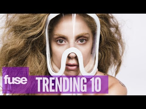 Lady Gaga Responds to Hater Tweets - Trending 10 (10/21/13)