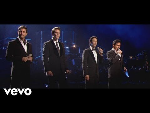 Il Divo - Come What May (Te Amaré) [Live In London 2011]