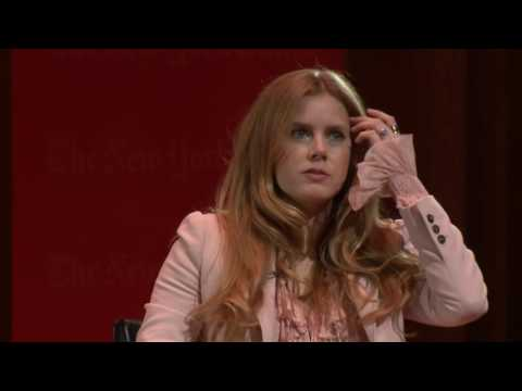 TimesTalks: Amy Adams