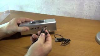 Док-станция для ipod, iphone 3, 3GS, 4, 4S