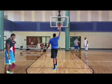 JAVIER CARTER Private NBA workout w/ Phoenix Suns G-League affiliate head coach Ty Ellis
