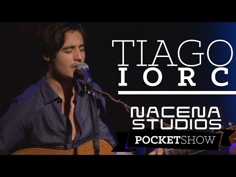 Tiago Iorc, The scientist - Nacena Studio Pocket Show