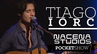 Tiago Iorc, The scientist - Nacena Studio Pocket Show thumbnail