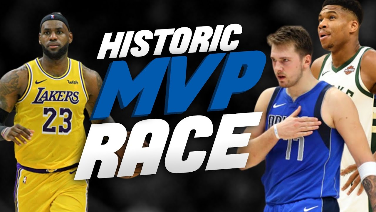 Why The 2020 Nba Mvp Race Will Change The Nba Forever