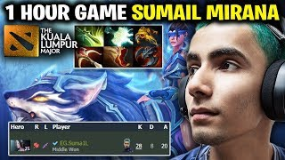 Sumail Show us How Mirana Should be Plays - EG vs ASTER - The Kuala Lumpur Major