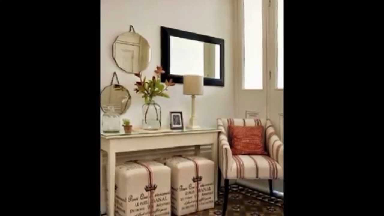 Decorating ideas entryway - YouTube