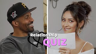 Who will win the Relationship Quiz?!? | Shay Mitchell