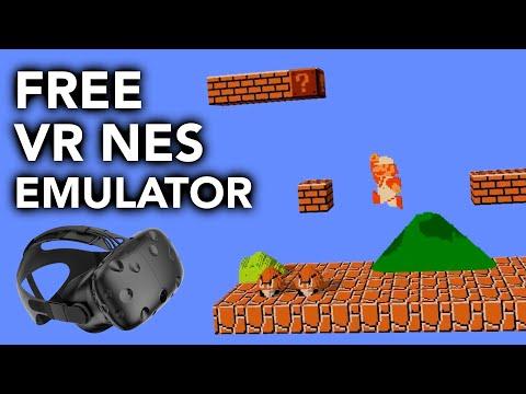 Free VR NES Emulator!