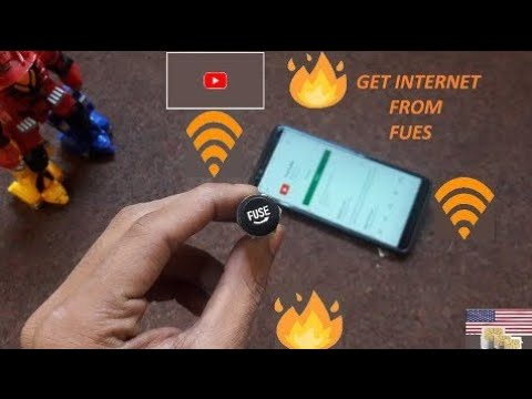 FREE INTERNET | FROM FUSE TRICK