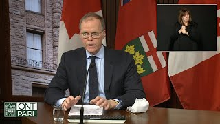 'A better summer' in Ontario is the payoff for current COVID-19 restrictions: Brown