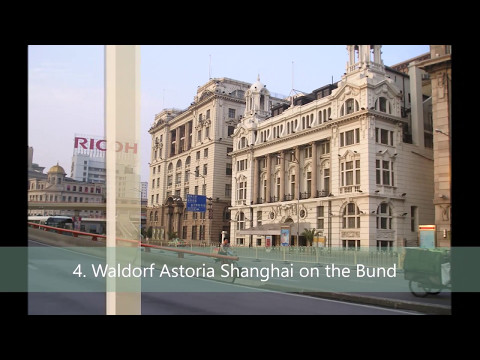 The 5 Best Hotels in Shanghai 2017