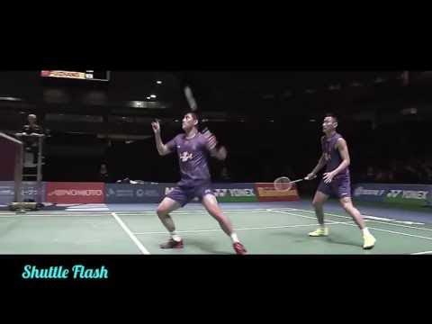 Love badminton |  Fu Haifeng SHAOLIN Jump SMASH
