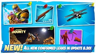 New Fortnite Update! Secret Military Location, New Ruin Skin and Updates!