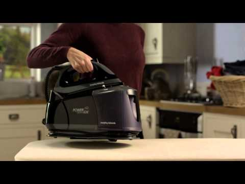 Auto Clean Power Steam Elite from Morphy Richards TV Advert