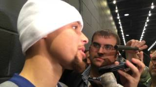 Stephen Curry on Celtics: They're better than their record