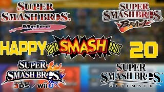 The WORST Anniversary Party Ever (Super Smash Bros. Ultimate)