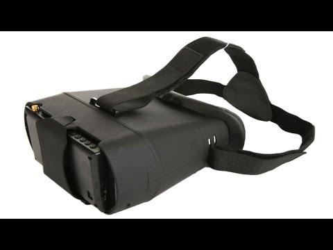 Фото Аксессуар для дрона и квадракоптера очки VR виртуальной реальности