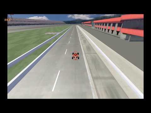 CART 2001 California Speedway 08/01/17 Liga Desafio F1