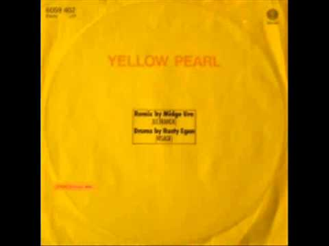 phil lynott - yellow pearl (12inch)