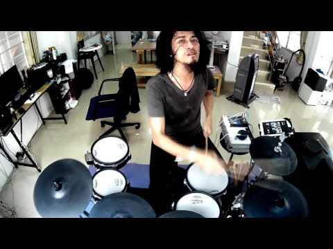 ม้าเหล็ก - หนุ่ย อำพล (Electric Drum cover by Neung)