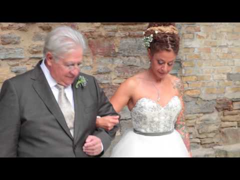 Minneapolis | St  Paul | Minnesota | Wisconsin | Mill City Museum wedding videography
