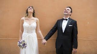 Roma'da Bir Düğün Hikayesi - Dicle & Korhan | Wedding Day