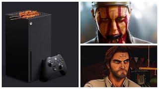 Новая Xbox стала мемом. Всё самое главное с Game Awards | Игровые новости