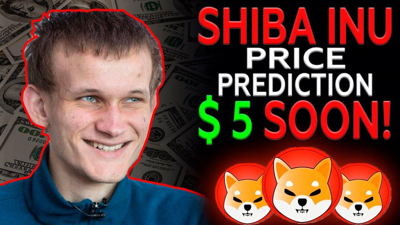 Vitalik Buterin Reveals When SHIBA INU Will Reach  I Shiba Inu Price Prediction & Shib News
